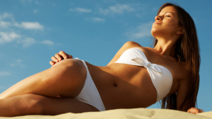 Sun Tanning Just got Easier | Key Largo Louie