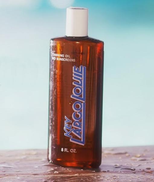 Key Largo Louie Sun Tanning Oil