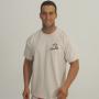 Mens T Shirt | White | Key Largo Louie