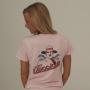 Women's T Shirt | Pink back | Key Largo Louie